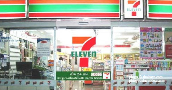 business plan for 7-eleven franchise cost in the philippines